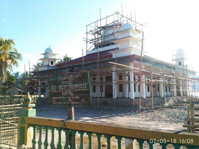 masjid Ronting ashar